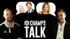 Who is your celebrity crush? | Champs Talk