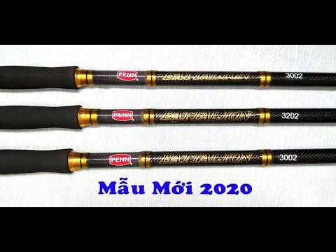 Siêu Phẩm 2020, Cần Câu PENN BATTALION 3M 3M2 Phiên Bản 2, Chất Lượng Giá Rẻ
