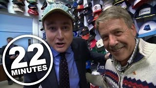 22 Minutes: Goodbye, Peter Stoffer