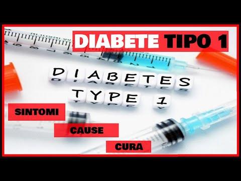 Il diabete di tipo 1: Caratteristiche, sintomi, cause e cura