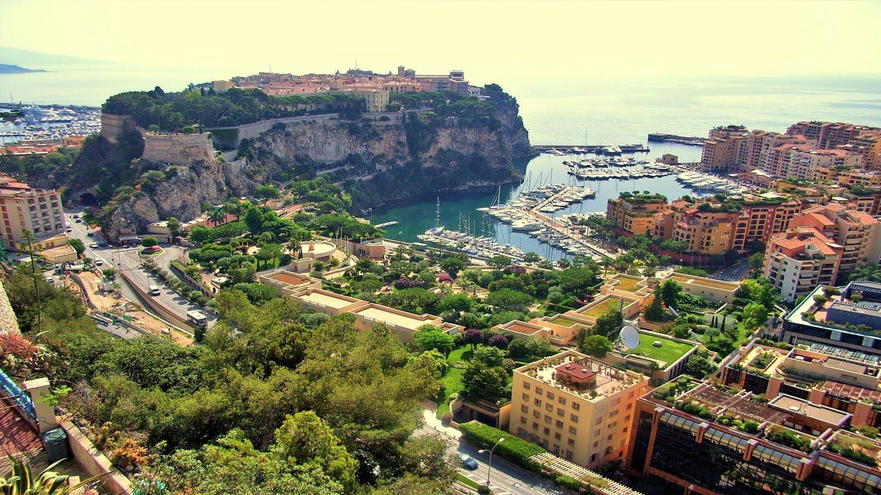 Botanischer Garten Von Monaco Monte Carlo Youtube