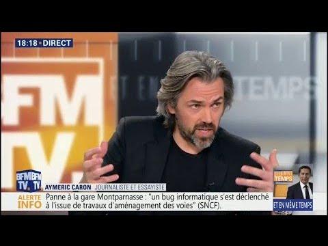 """Islam en France: selon Aymeric Caron, Manuel Valls instrumentalise """"un combat pour la laïcité"""""""