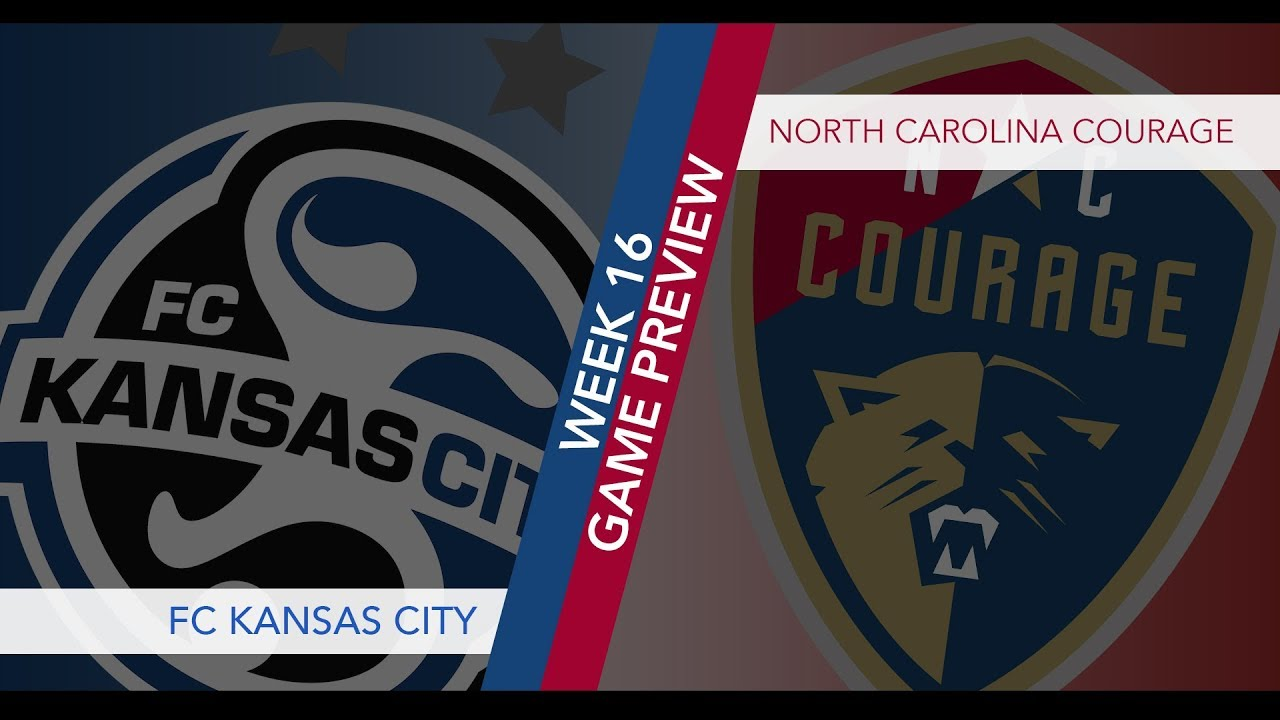 GAME PREVIEW | North Carolina Courage (Week 16) - YouTube