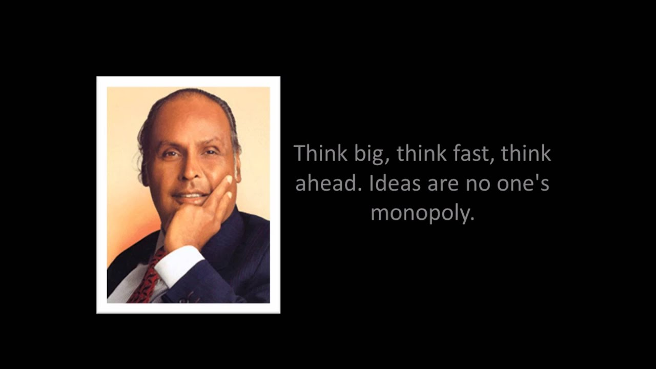 short biography of dhirubhai ambani Dhirajlal hirachand ambani, popularly known as dhirubhai was born december  28   place of birth, chorwad, gujarat, india, mumbai, india.