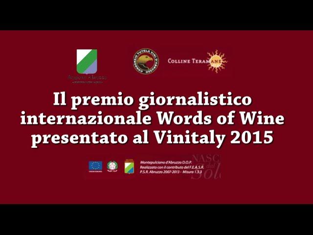 Vinitaly 2015 - presentazione
