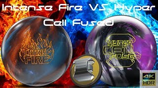 Storm Intense Fire VS Roto Grip Hyper Cell Fused
