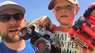 Jeep Toy Review - Desert Jeep vs. Jurassic Park Jeep