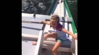Wharram Hinemoa sailing Harriet