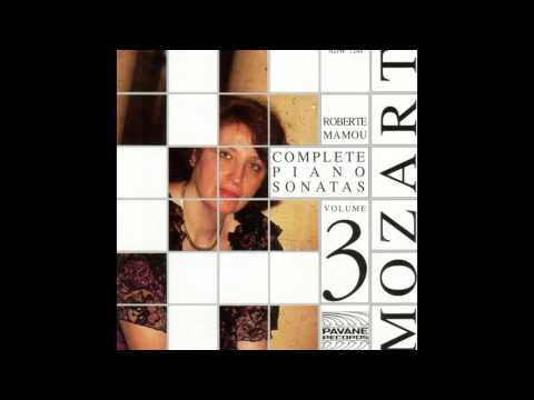 Roberte Mamou - Sonata No. 10 in C Major, K. 330: II. Andante cantabile