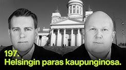 Helsingin paras kaupunginosa   #rahapodi 197