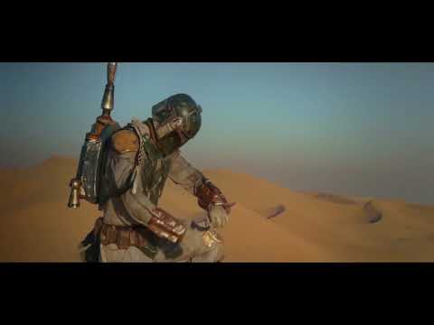 Star Wars Short Stories - Boba Fett Escaping the Sarlacc Pit