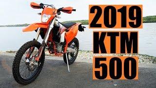 Mój Nowy Motocykl 2019 KTM 500 EXC