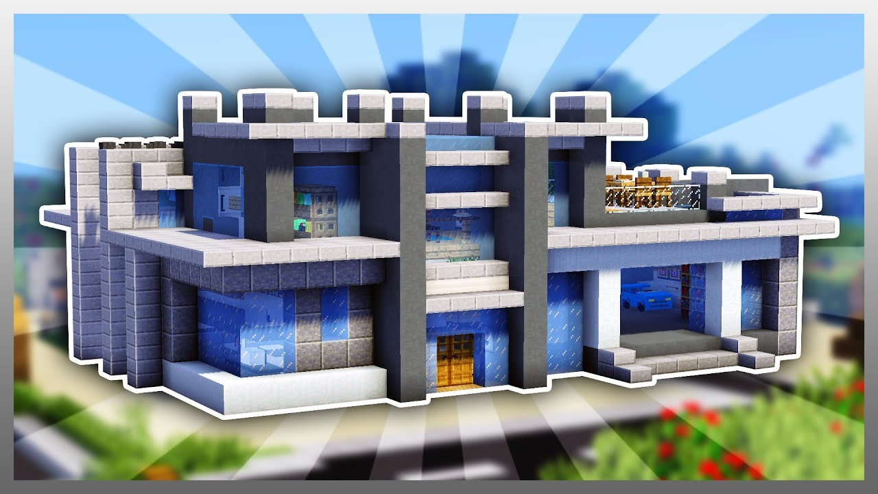✔️ The BEST Mansion in Minecraft! (9 Creations Inside)
