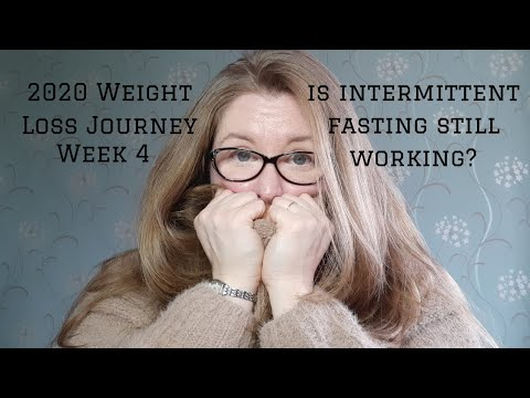 2020-weight-loss-journey-|-week-4-|-is-intermittent-fasting-still-working?