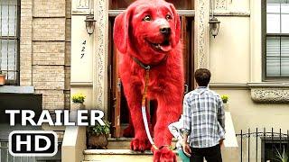 CLIFFORD THE BIG RËD DOG Trailer (2021) Family Movie