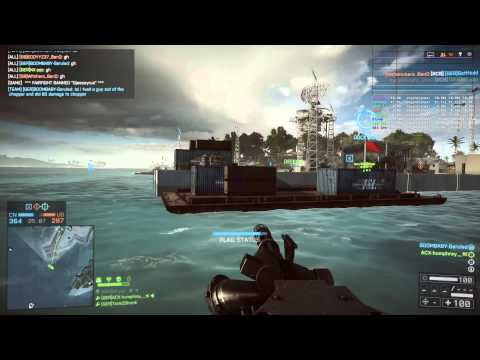 BF4 Nations Cup - Group A - Team Germany vs Team South Africa - Map 2: Parcel