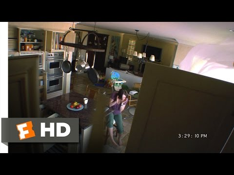 Paranormal Activity 2 (5/10) Movie CLIP - Kitchen Ghost (2010) HD