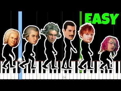 Evolution Of Music 1680  2018 And How To Play It!
