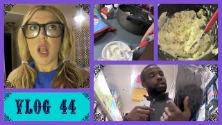 Vlog 44 | 10k Giveaway | Party Store Shopping | Sour Cream Potatoes Prank