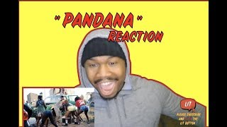 ETHIC - PANDANA (OFFICIAL VIDEO) | (THATFIRE LA) Reaction
