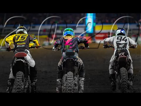 ALL 2020 SUPERCROSS TEAMS