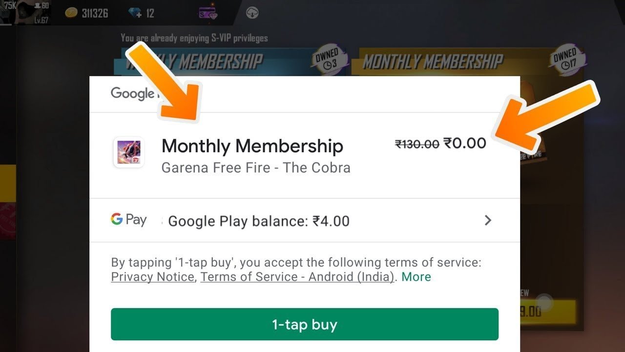 Download HOW TO GET FREE MONTHLY MEMBERSHIP IN FREE FIRE WITHOUT REDEEM CODE - GARENA FREE FIRE
