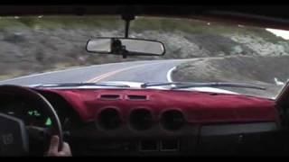 Datsun 280zx schneider stage II cam test