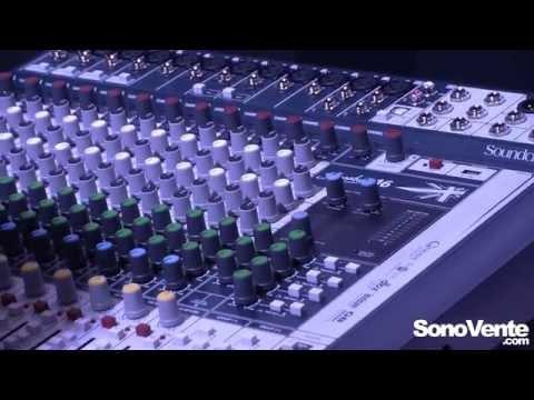 SoundCraft Série Signature - Namm Show 2015