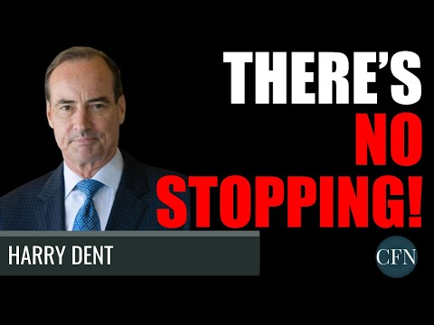 Harry Dent: There's No Stopping It Once It Starts!