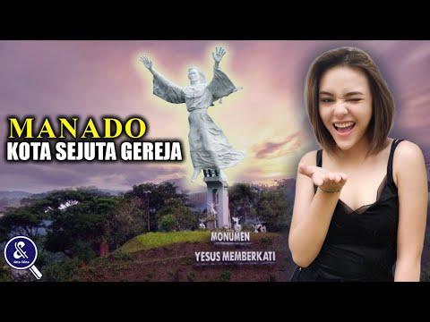 Gudang Wanita Cantik Mulus di Indonesia.!! Sejarah dan Fakta Menarik Kota Manado Sulawesi Utara