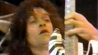 "Van Halen - ""You Really Got Me"" - 1978 Japan TV Performance & Interview [HIGHEST QUALITY]"