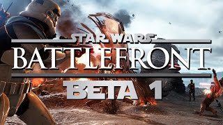 Thumbnail für das Star Wars Battlefront Let's Play