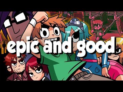 Scott Pilgrim the Game - Epic and Good |