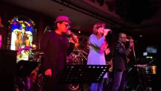 After The Love Has Gone [Earth Wind & Fire Cover] - Jive Talkin' Singapore