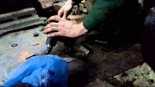 видео Рулевое управление автомобилей УАЗ-3151 и УАЗ-3741, устройство