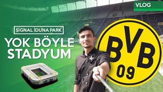 Signal İduna Park'ı gezdik   Vlog   Dortmund Stadyum Turu   Futbolun Hikayeleri