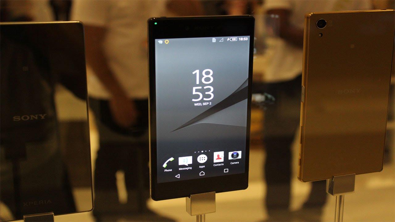 Sony Creates Xperia Z5 Premium With Worlds First 4K Display Sony Creates Xperia Z5 Premium With Worlds First 4K Display new pics