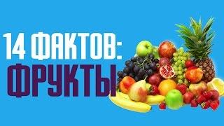 14 интересных фактов о фруктах и их полезных свойствах