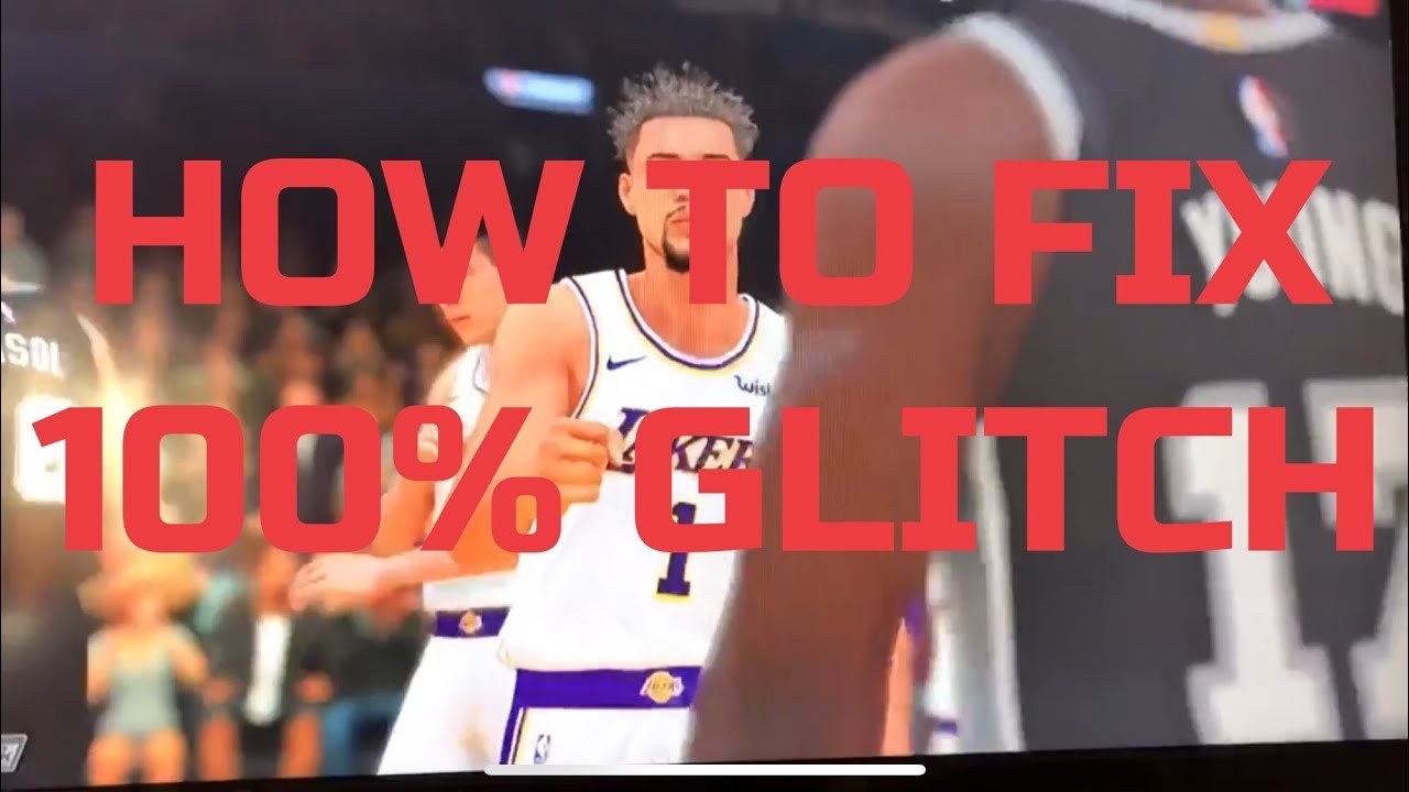 NBA 2k19 HOW TO FIX MY CAREER STUCK AT 100% GLITCH!