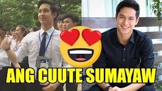 Cute Guy na Sumasayaw, NagViral sa mga Girls!