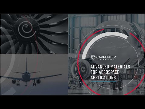 Advanced Materials for Aerospace Applications