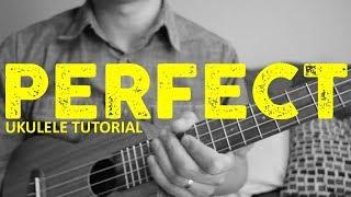 Perfect - Ed Sheeran - EASY Ukulele Tutorial - Chords - How To Play.mp3