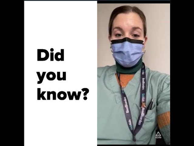 Did You Know? Pediatric Phlebotomy - Jessica Ylinen