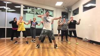 E O Zumba E (Africa!) - King Africa - Zumba with Cody