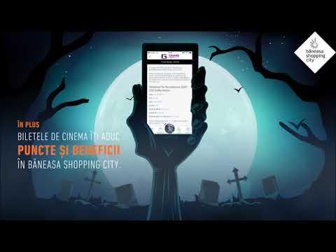 Bilete la Cinema direct de pe telefonul tău!