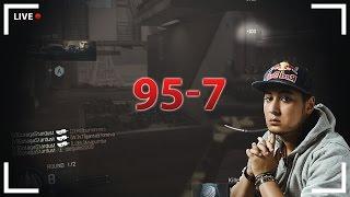 LE PIRE RAGEUX DU MONDE + UNE WEEVIL | 95-7 [EN DIRECT LIVE #14]