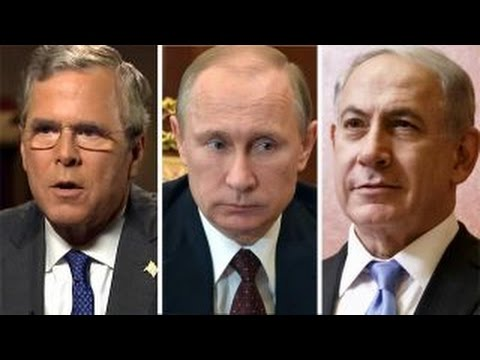 Web exclusive: Jeb Bush on Putin, US-Israel relations