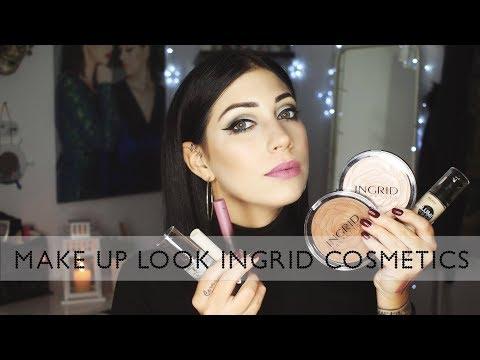 Full make up look & prvi utisci INGRID Cosmetics proizvoda