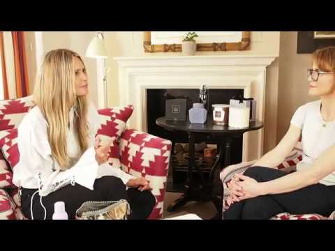 On the sofa with Elle Macpherson: her health and beauty secrets