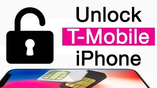 How to Unlock T-Mobile iPhone online using Tmobile SIM Card
